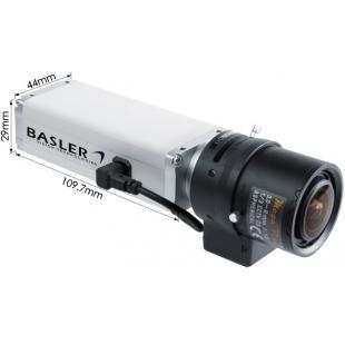 Сетевая (IP) видеокамера BIP2-1600-25c Basler