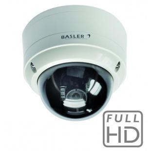 Сетевая (IP) видеокамера BIP2-D1920c-dn (Outdoor, AF) Basler
