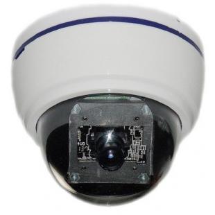 Купольная мегапиксельная IP видеокамера CS-310-IO